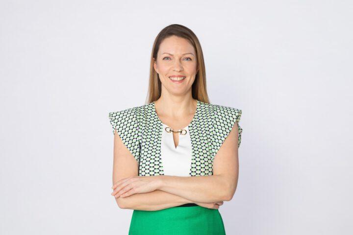 Mari Kärkkäinen (Keynote-puhuja)